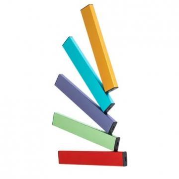 Lonvel wholesale custom atomizer empty cbd vape pen disposable 0.5 ml e cig cartridge